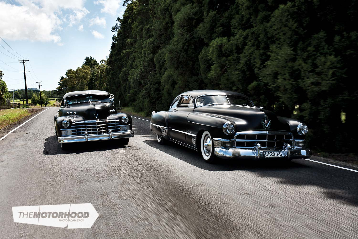 The bad and the ugly: get a double dose of Cadillac — The