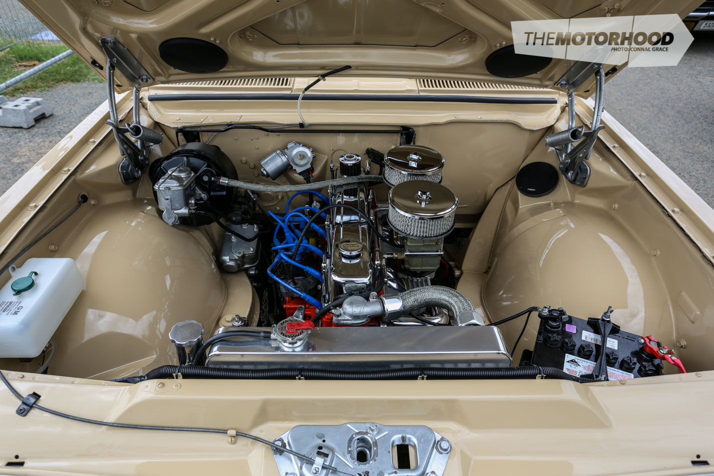The power: a lesson in Aussie-style engine bays — The Motorhood