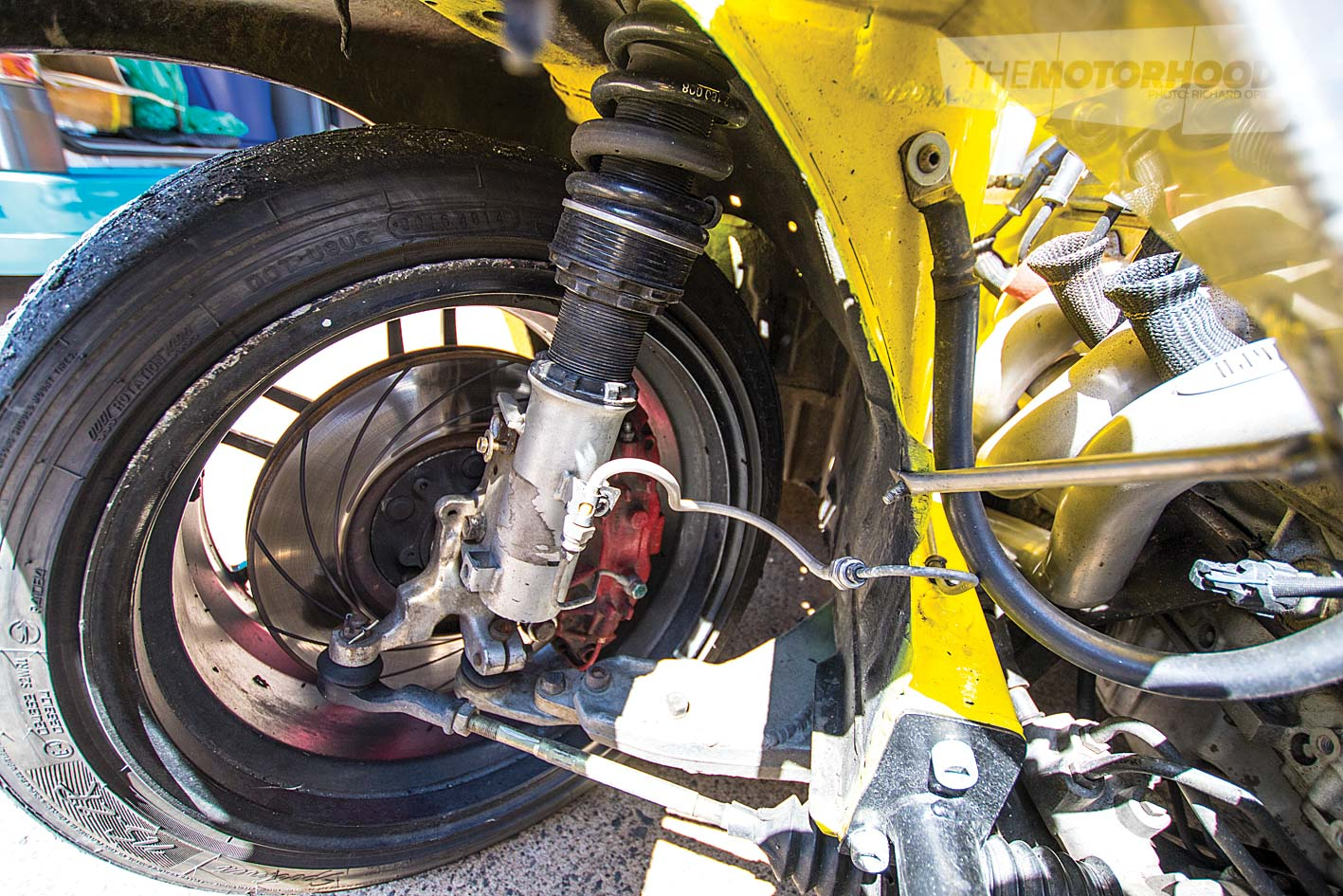 Dialled in: talking suspension at the Demon Energy D1NZ