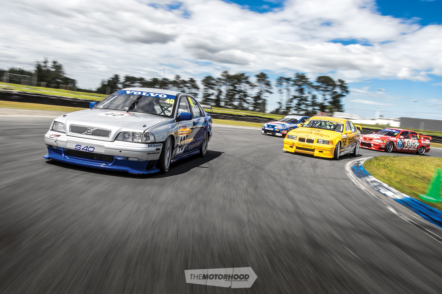 Two-litre terrors: New Zealand's stash of '90s touring cars