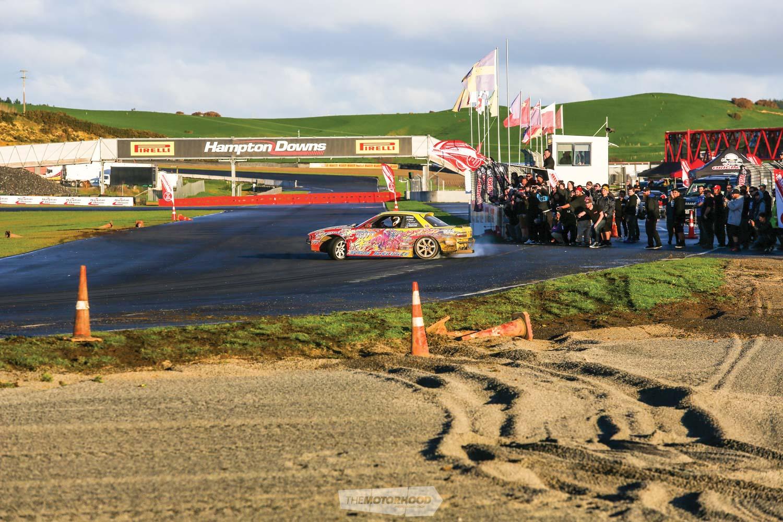 Doing it Pinkstyle: Naoki Nakamura's time in NZ — The Motorhood