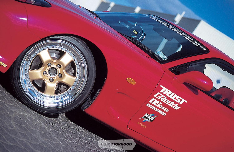 Sonic Seven: Arnie Nguyen's record-breaking RX-7 — The Motorhood
