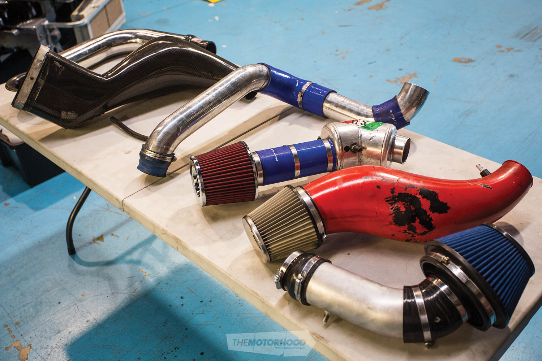Seeking performance perfection: Honda intake dyno testing — The