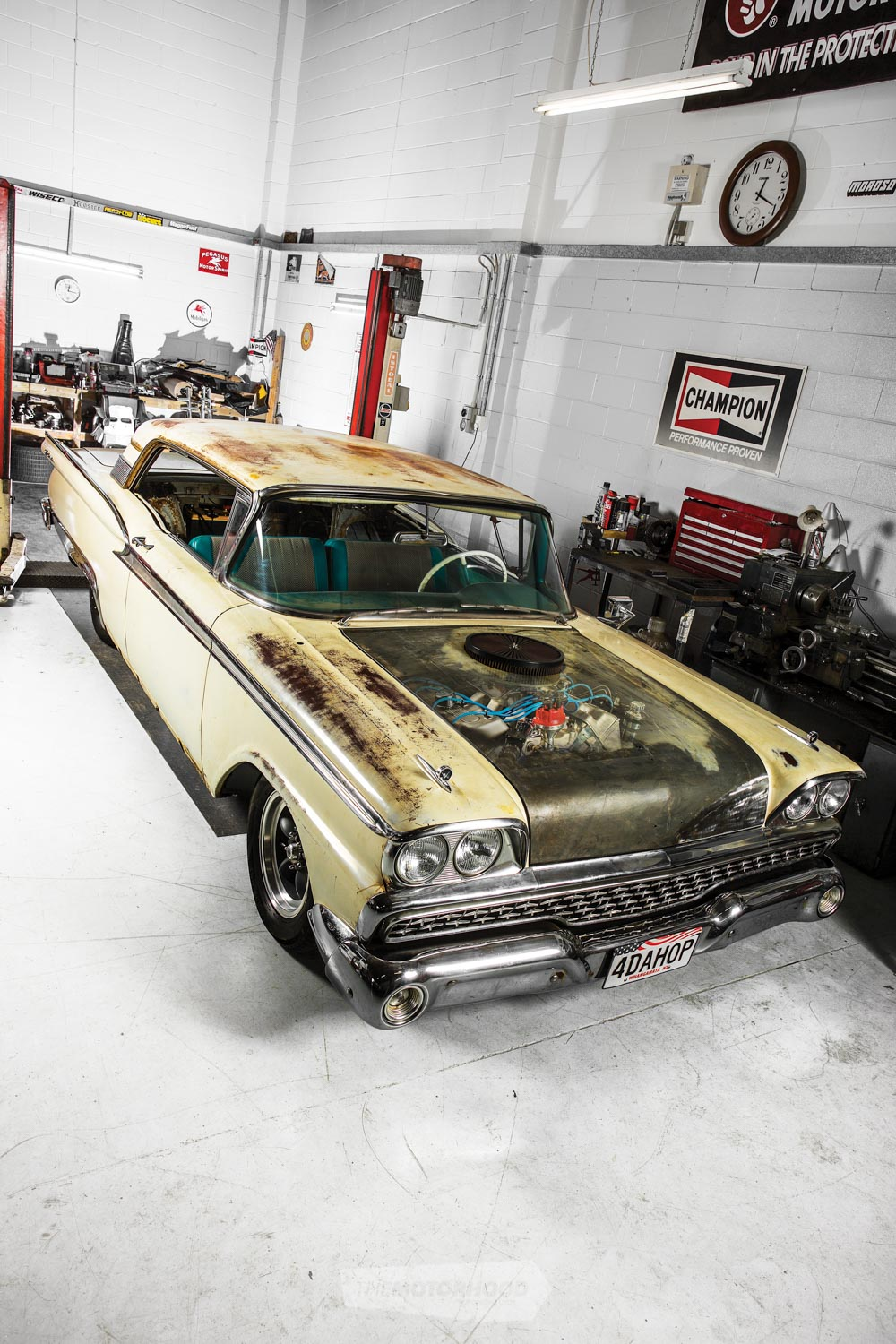 Diamond in the Rough: big, bad, Boss-powered Galaxie — The