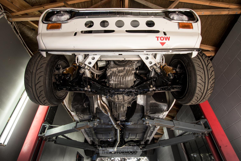 Dort Scort: milimetre perfect Honda-powered Escort — The