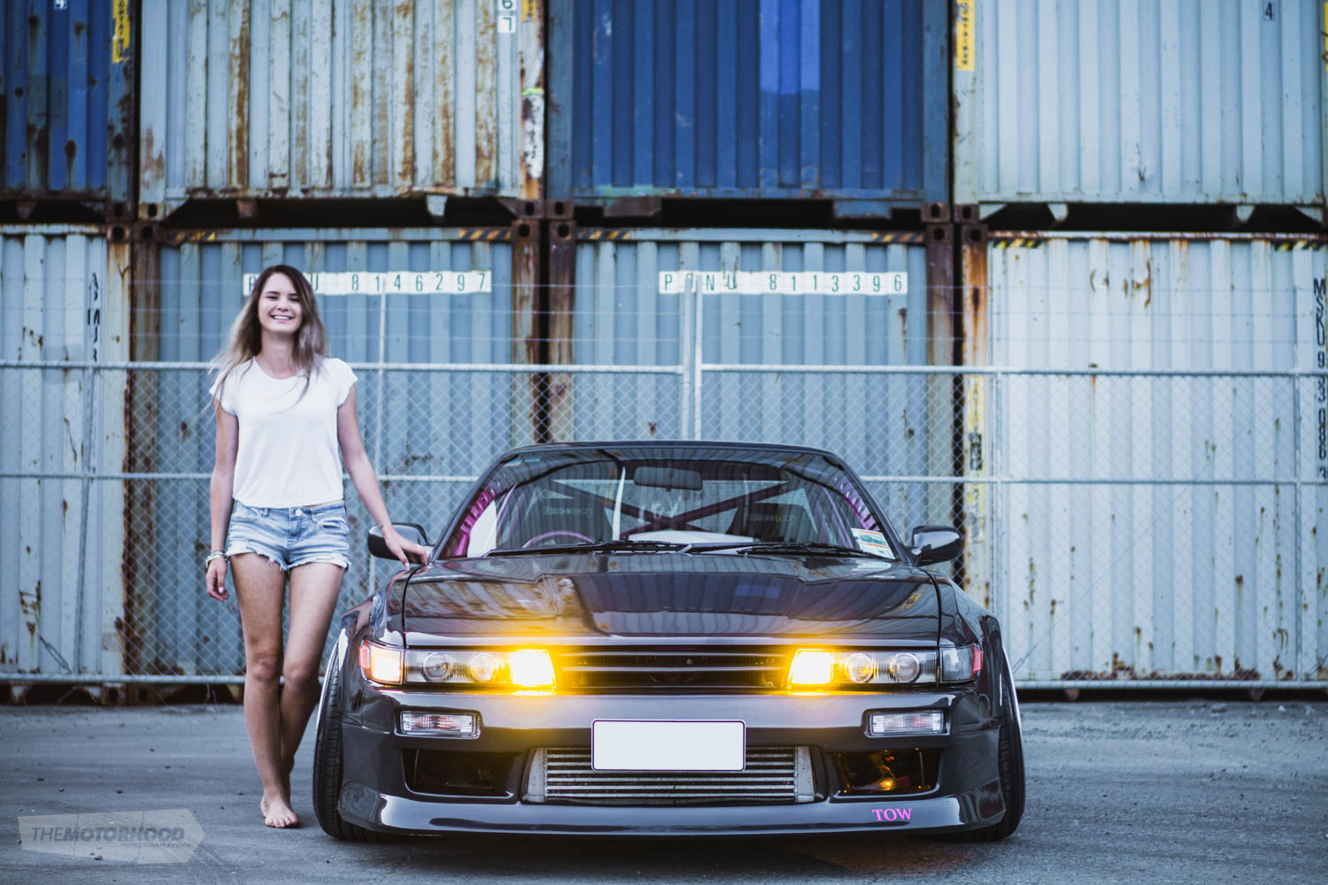 Lethal weapon: immaculate street-legal S13 drifter — The
