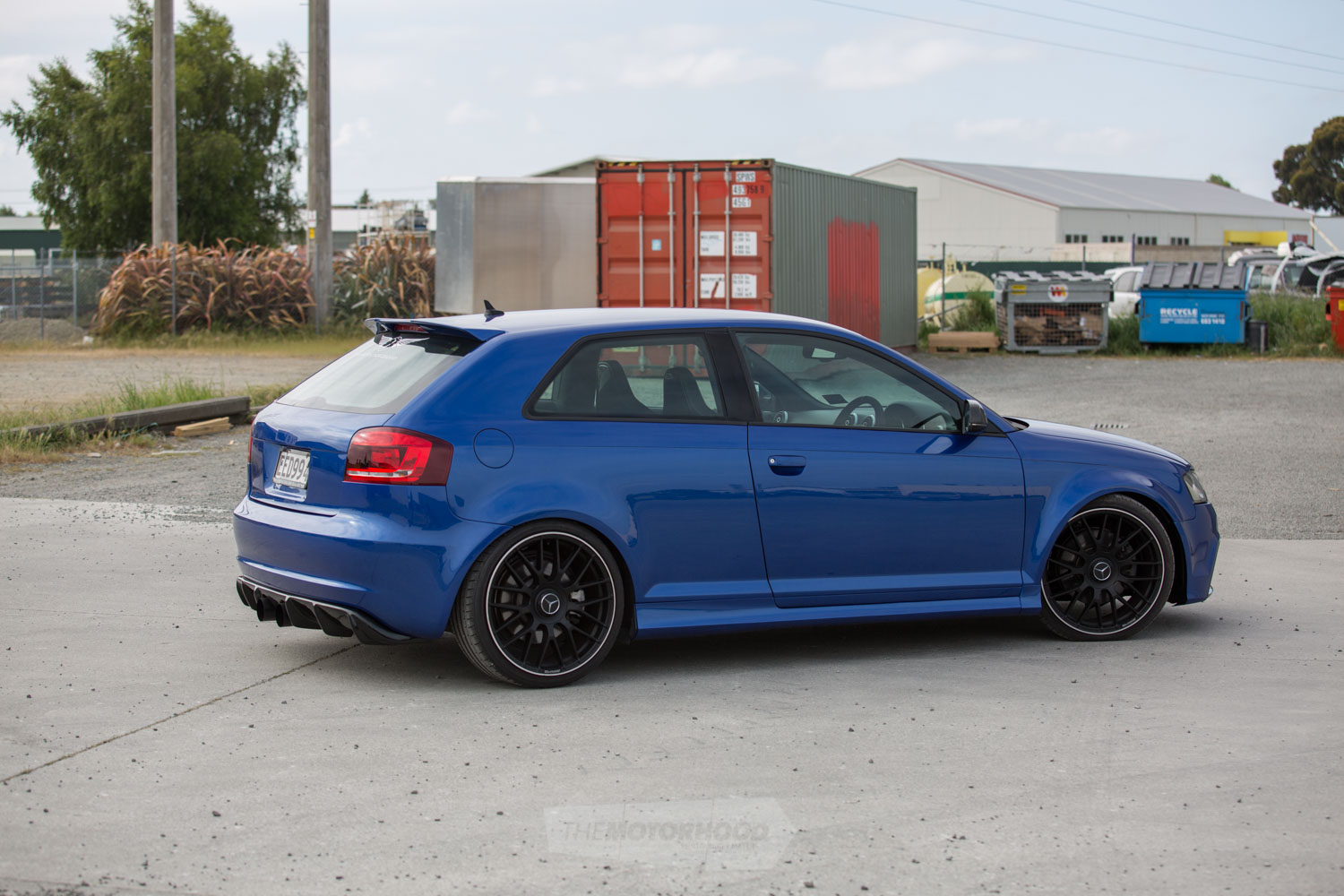Daily driven: RS3-mixed Audi A3 — The Motorhood