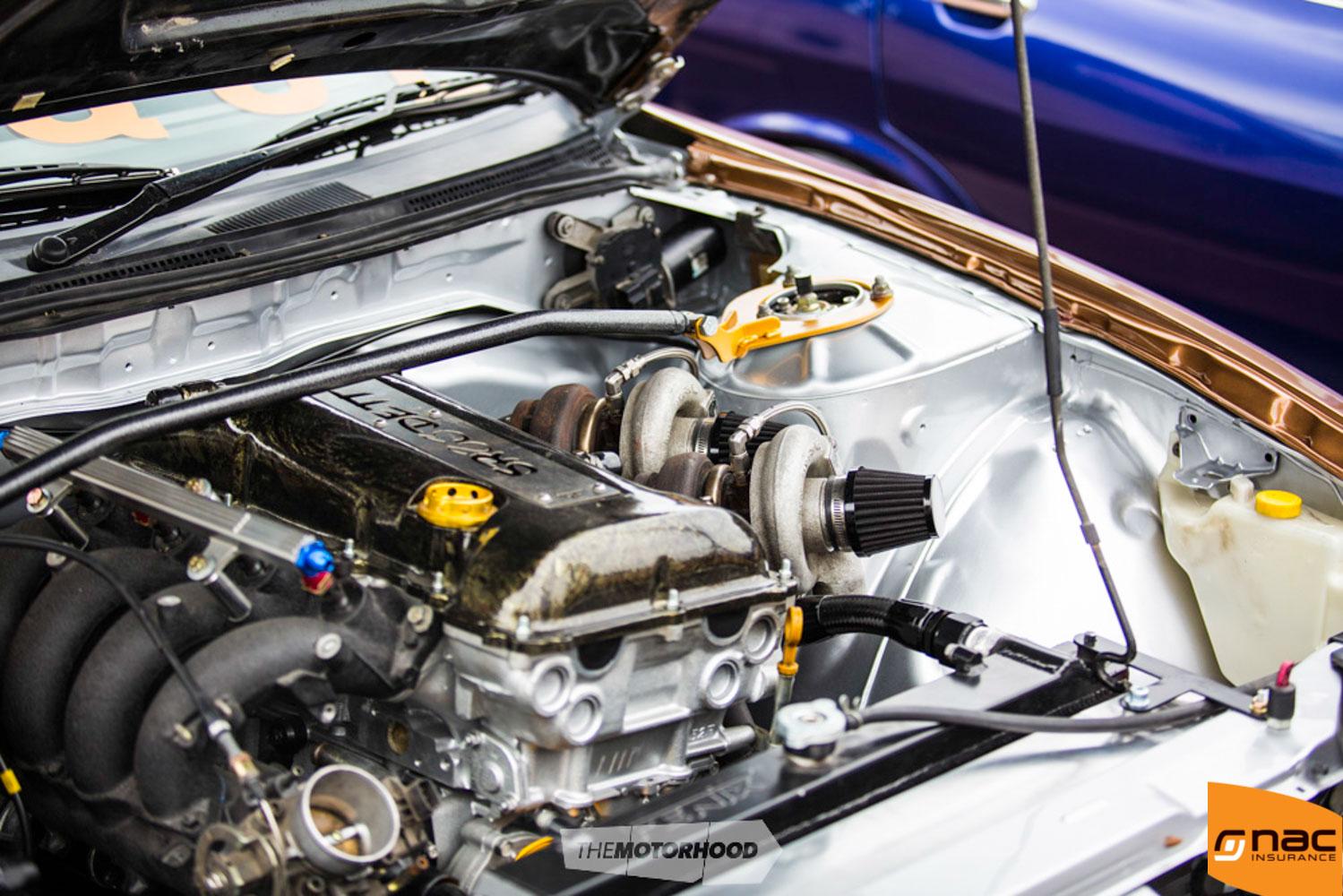 S/I Champs 2017: twin-turbo SR23? — The Motorhood