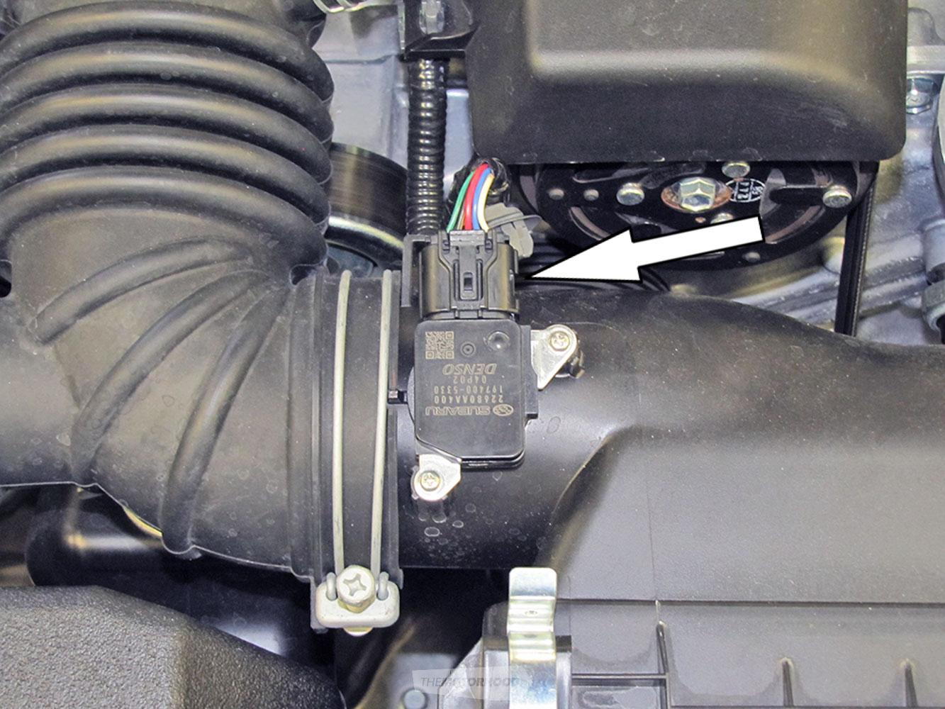 Weekend workshop: Installing a Toyota 86 (or Subaru BRZ) K&N Typhoon