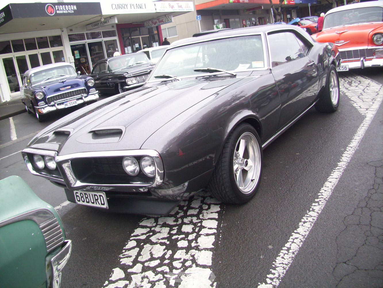 Alan Hunt from Ohauiti in Tauranga has owned this 1968 Pontiac Firebird for many years. Its a real tidy_.jpg