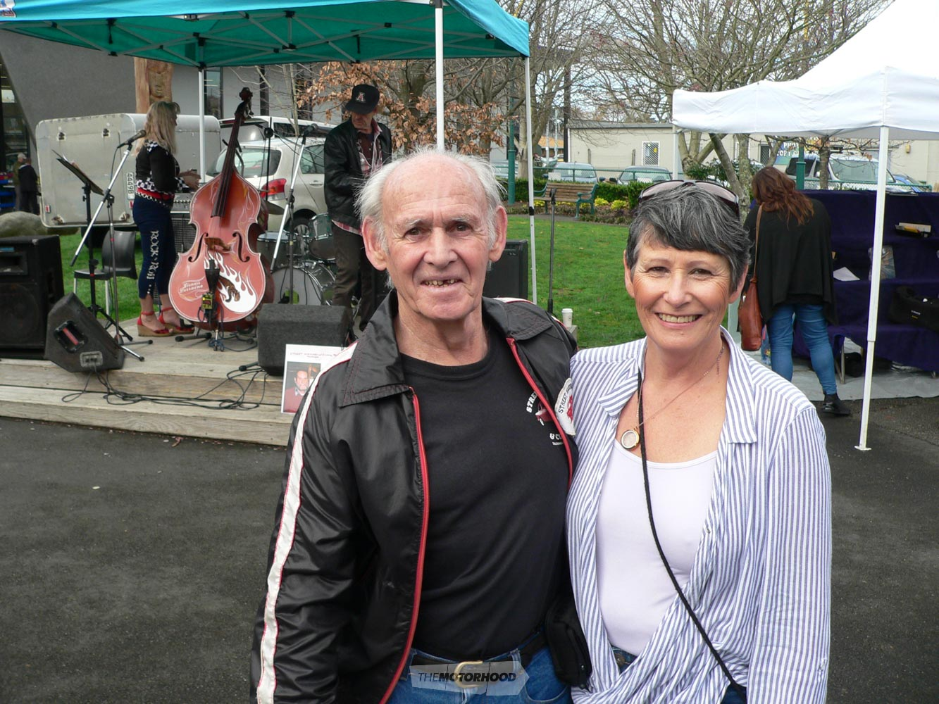 Graeme & Cathy are old friends from way back in the early days of hot rodding.jpg