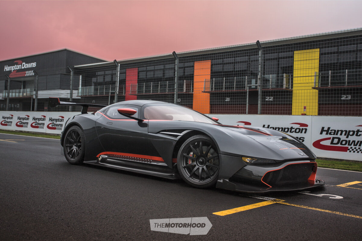 Aero Worship Aston Martin Vulcan The Motorhood