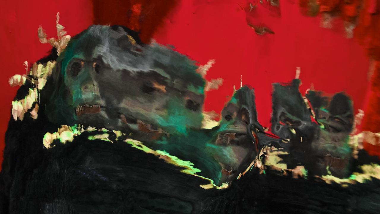 MUMMIFIED MONKEY HEAD    VIA    ORACLE  , PH. LAUREN THURMAN-KING, 2014
