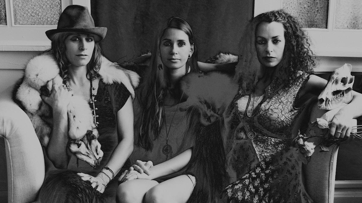 Photo by Lauren Thurman-KIng (Jane Almirall, Alessandra Dzuba, Carrie Parker)