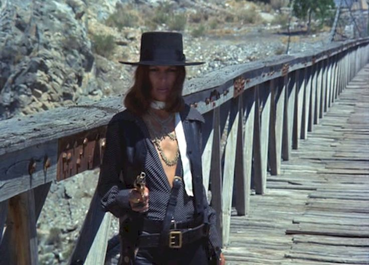 The Woman In Black, from El Topo, being awesome and looking dope. Siggggggghhhhhhhhhhh