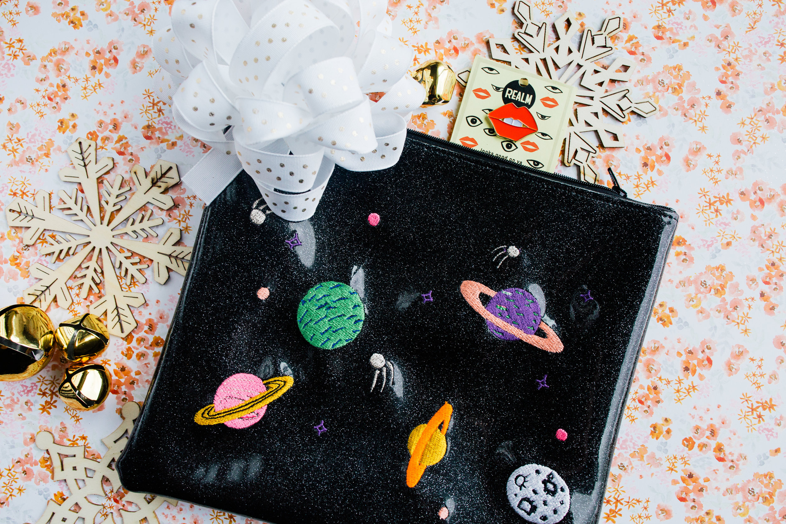 Space Case in Black by Realm!
