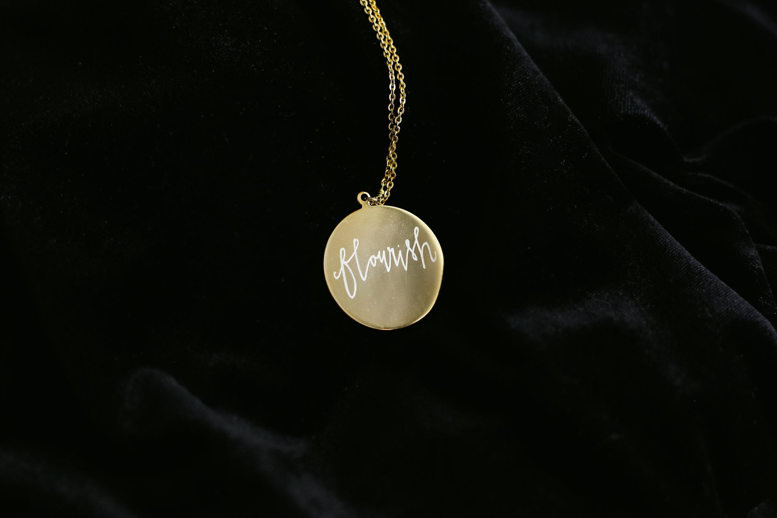 Necklace by  Onastazia Designs!