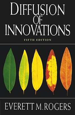 Diffusion of Innovation by Everett Rogers, First written in 1962. The 5th edition is dated 2003.