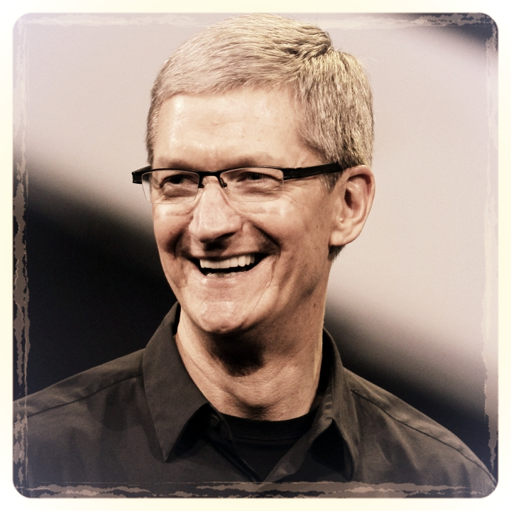 Apple CEO Tim Cook wants to leave the world better than he found it!