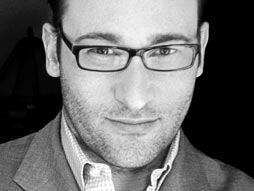 """Simon Sinek, author of """"Leaders Eat Last"""" and """"Start With Why"""" is a philosopher of entrepreneurial spirit."""
