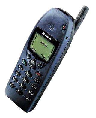 Famous Nokia phones from the 90's