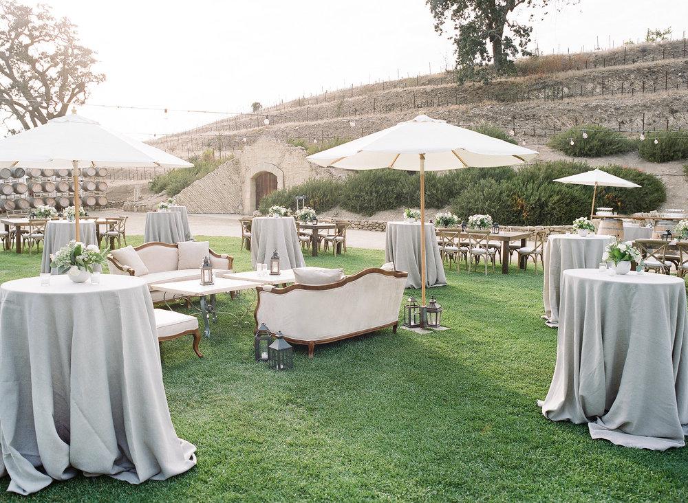 Wine Country Event Design