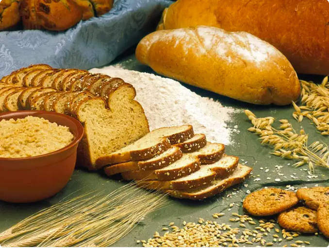 Irish people celebrate their new year by hitting the walls with bread to get rid of evil spirits and bad luck.