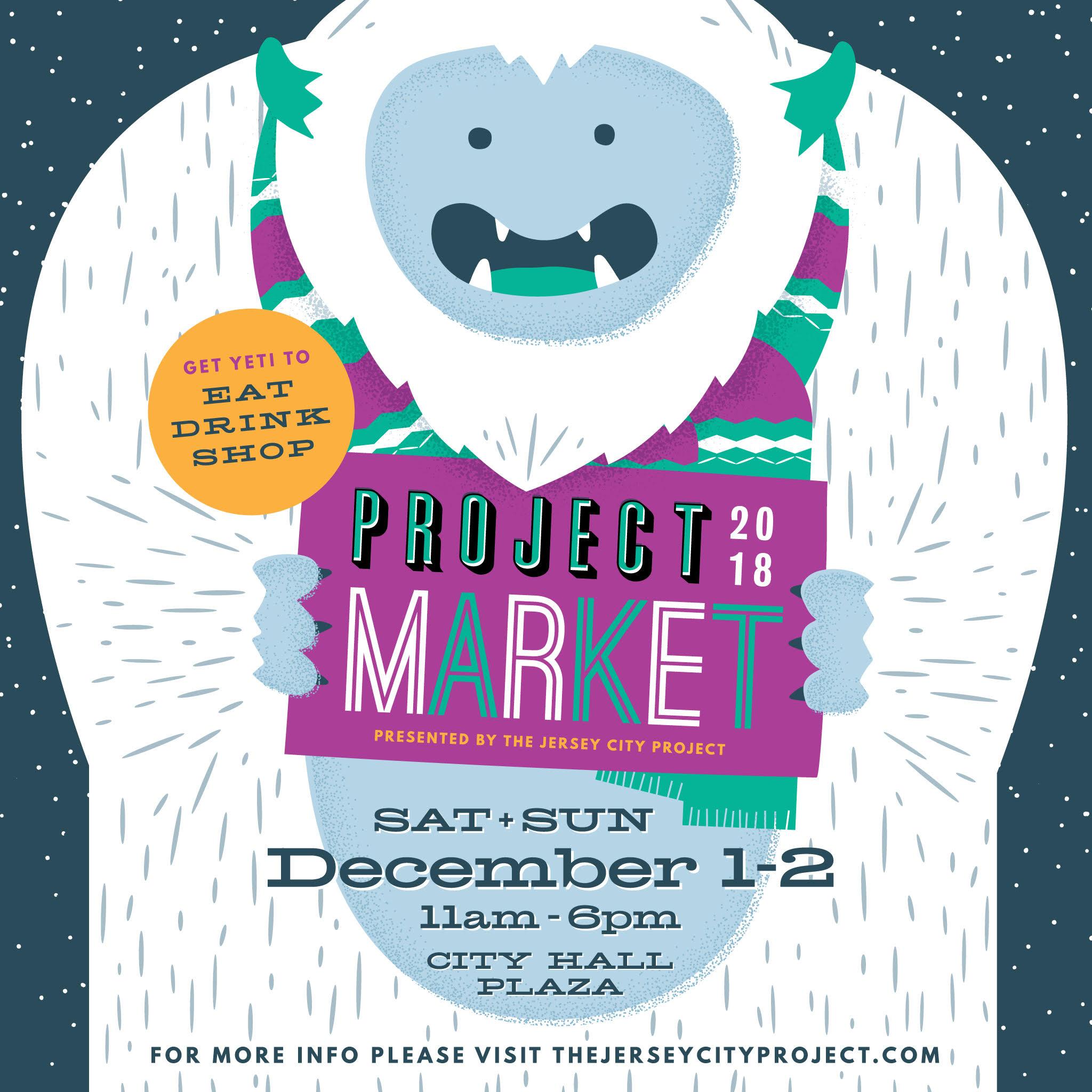 Project: MARKET, Dec 1, 2018