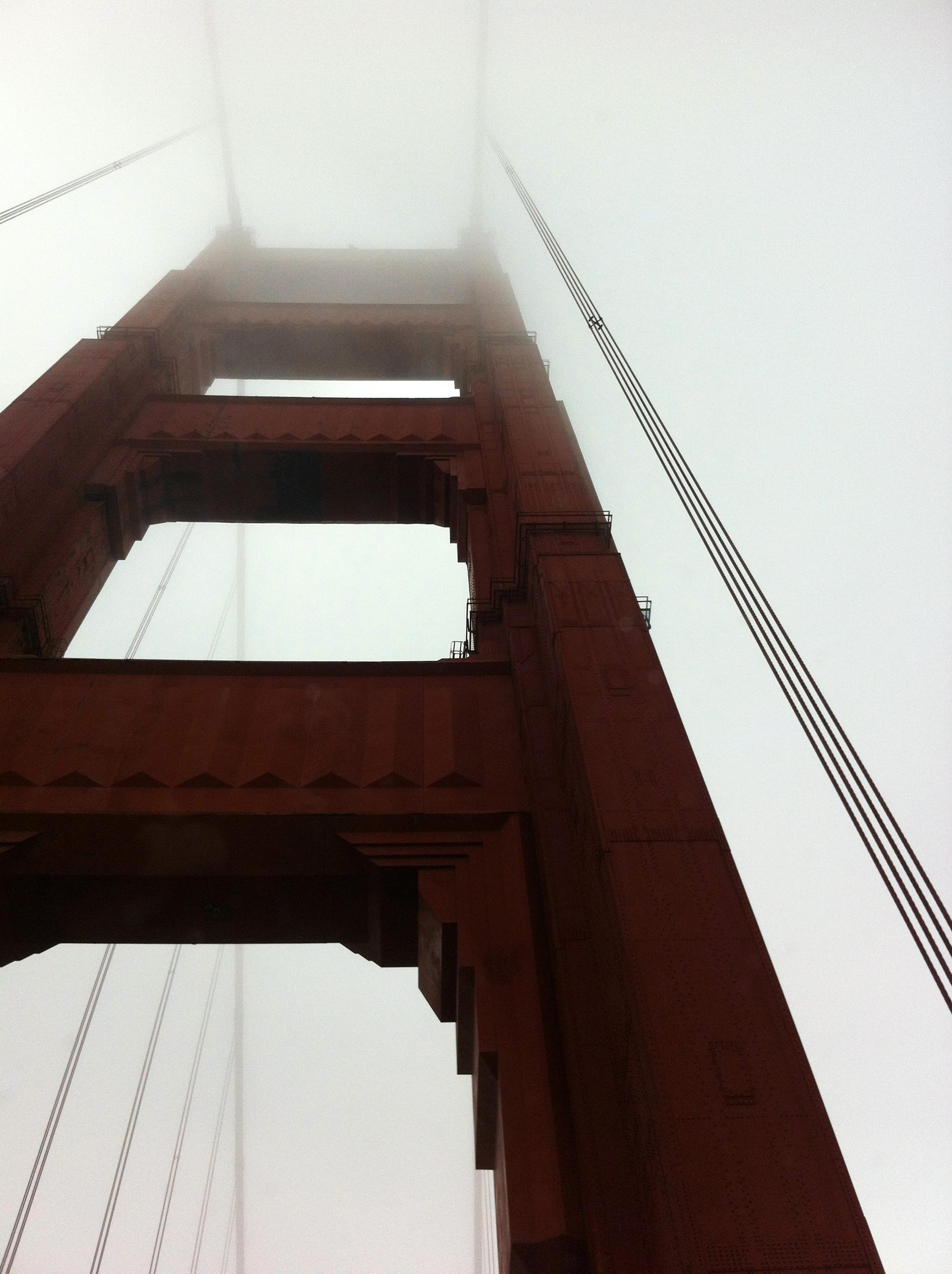 """""""Golden Gate Fog"""""""