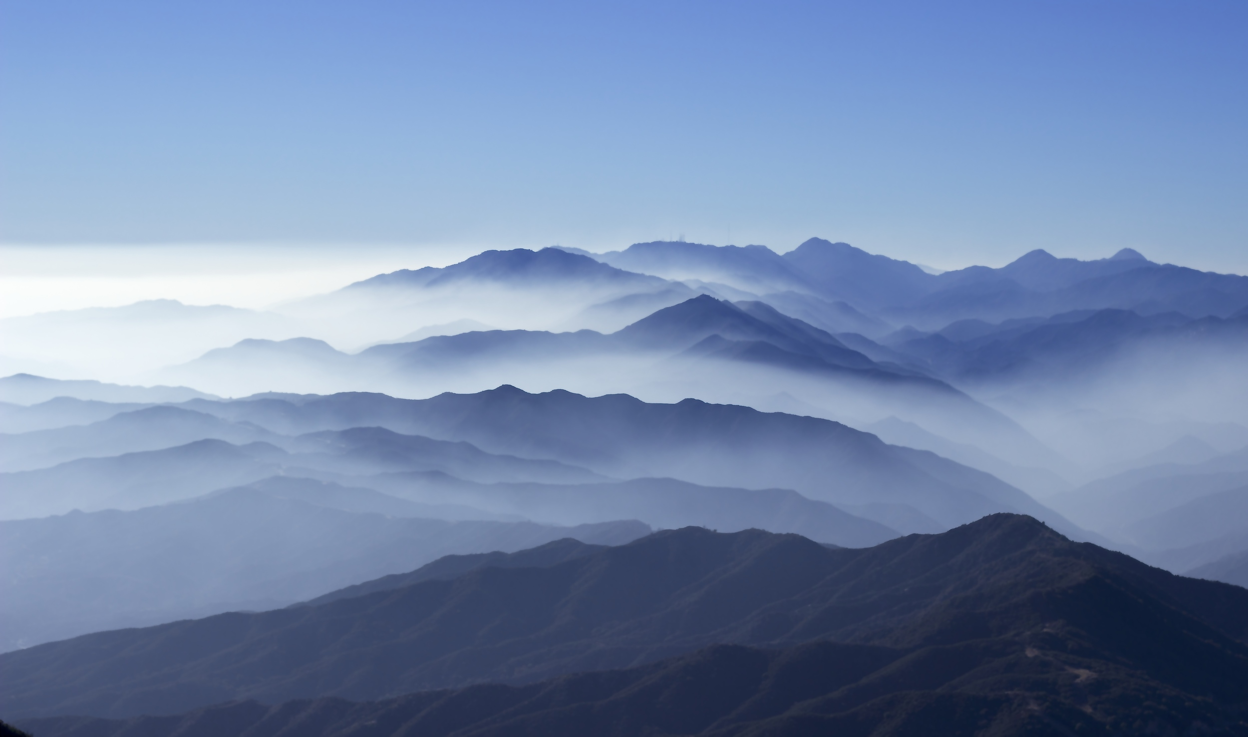 """Sunset Peak Clouds"""