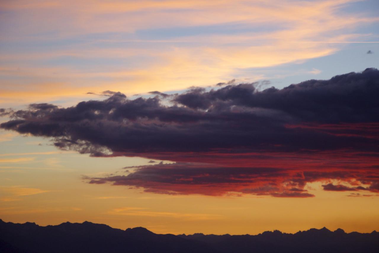 """Sierra Nevada Sunset"""