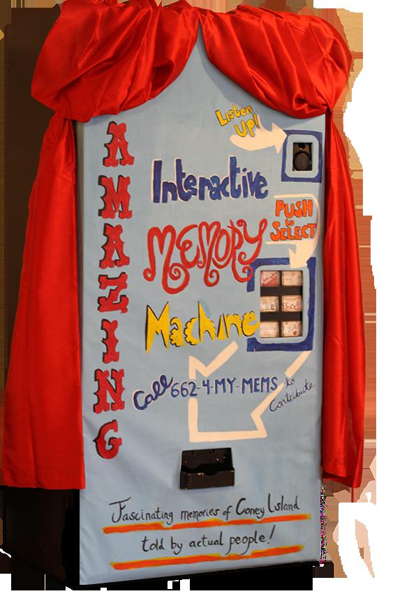 Amazing Interactive Memory Machine