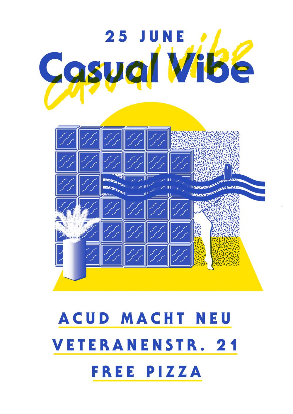 25 June - ACUD Macht Neu