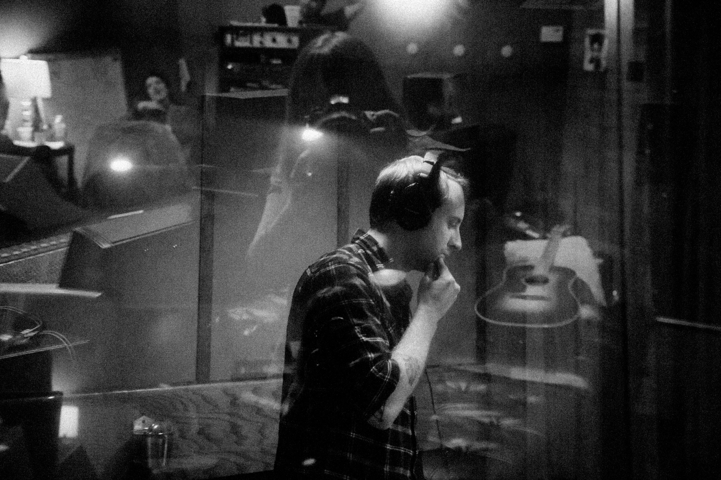 Deer Tick at Ardent Studios, Memphis TN