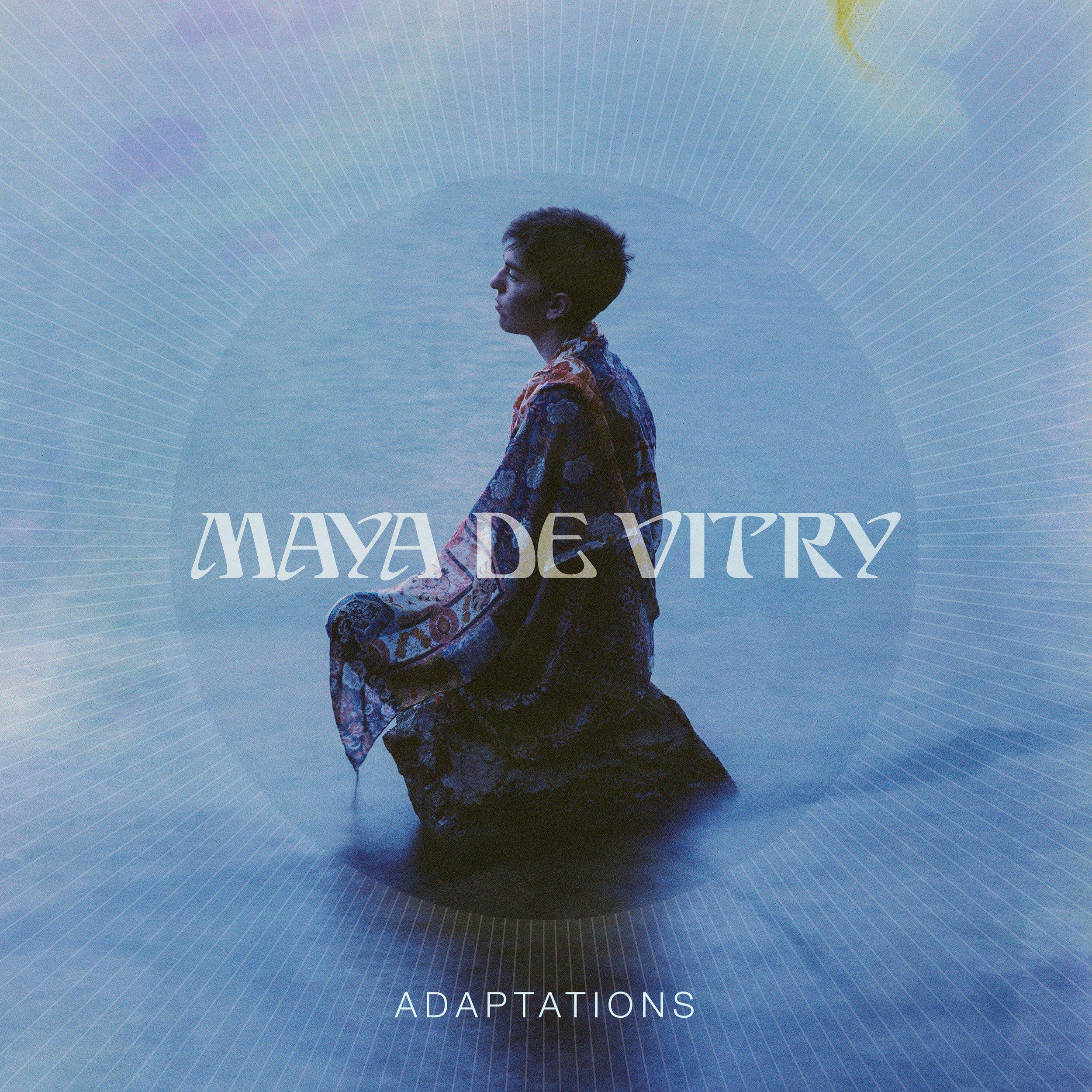 "Maya De Vitry ""Adaptions"" album | 2019 Self Released"