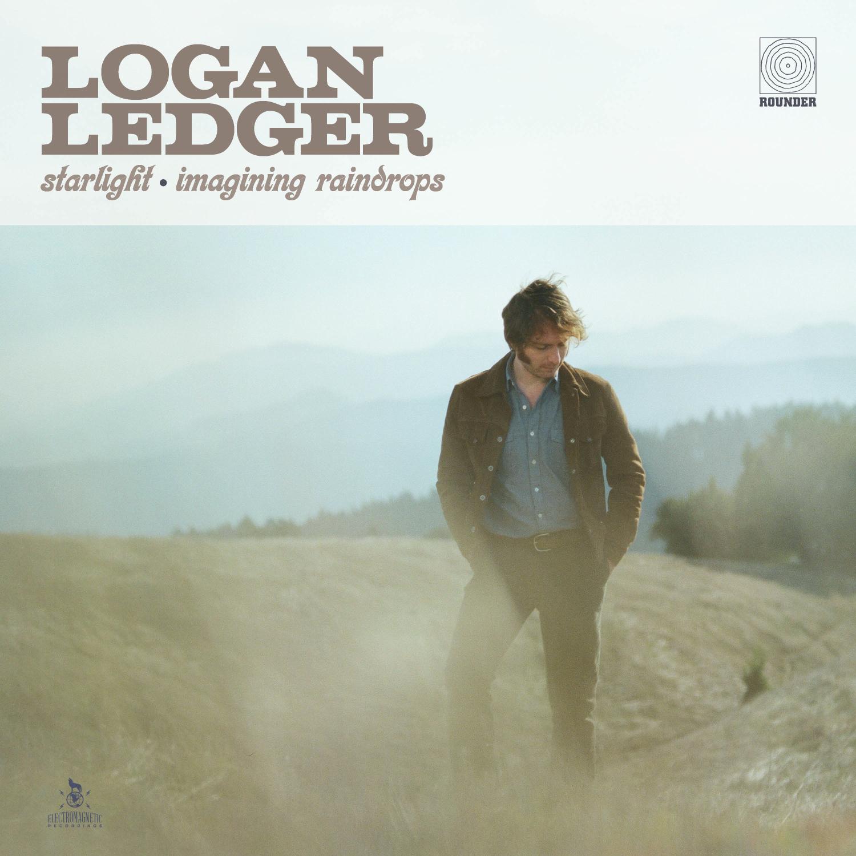"Logan Ledger ""Starlight/Imagining Raindrops"" 45 | 2019 Rounder Records | Produced by T Bone Burnett"