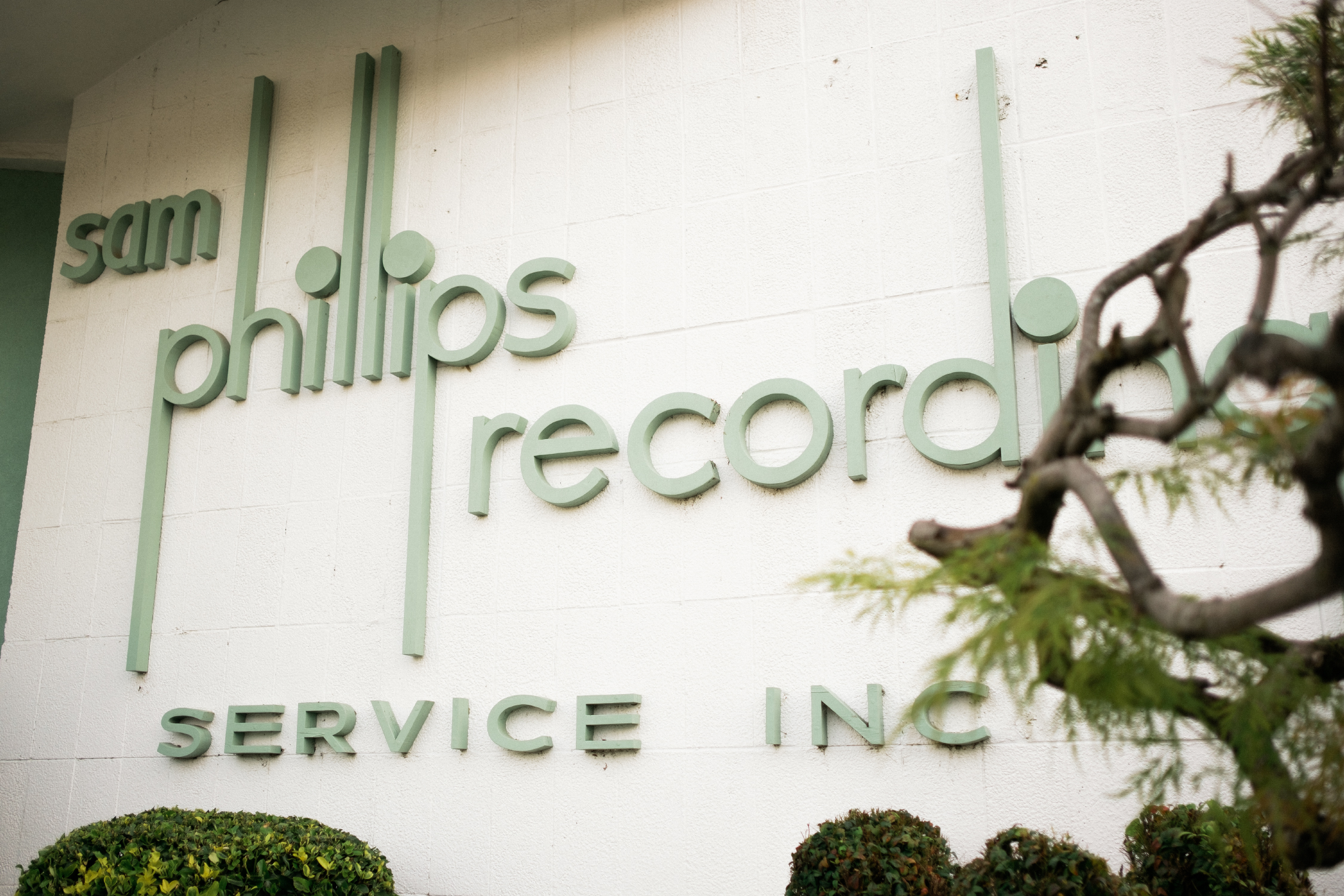 Sam Phillips Recording Studio in Memphis, TN