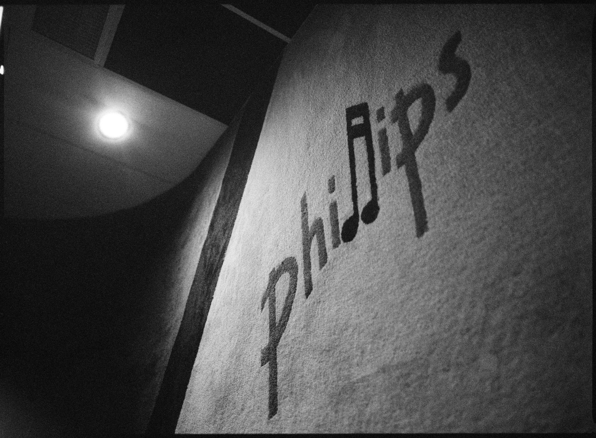 Control Room at Sam Phillips Recording in Memphis, TN