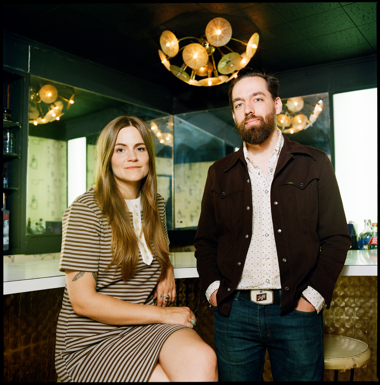 Erin Rae and Matt Ross-Spang for Amazon Music, Sam Phillips Recording in Memphis, TN