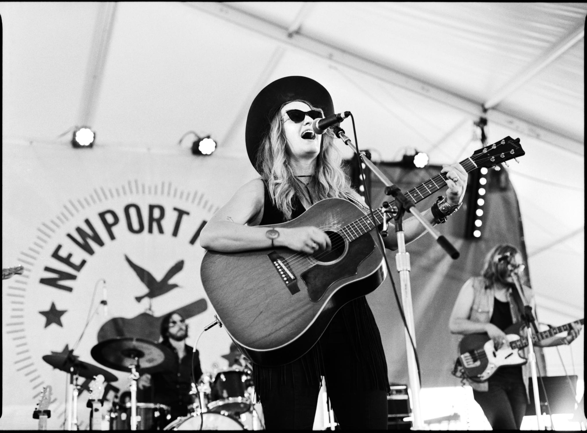 Margo Price at Newport Folk Fest