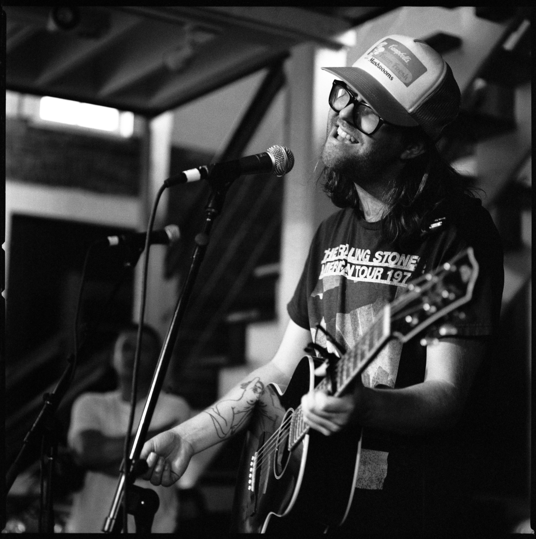 Aaron Lee Tasjan at Newport Folk Fest