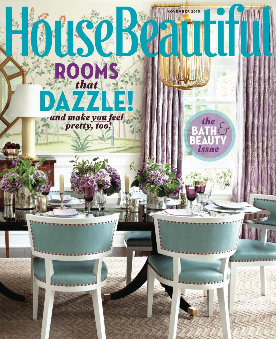 House Beautiful — Harry Heissmann Inc