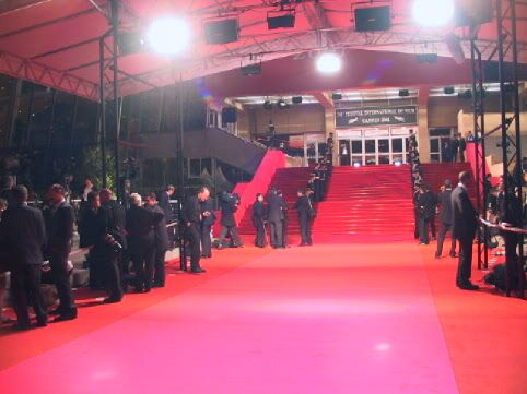 """ Cannes.Redcarpet "". Licensed under  CC BY-SA 3.0  via  Wikimedia Commons"