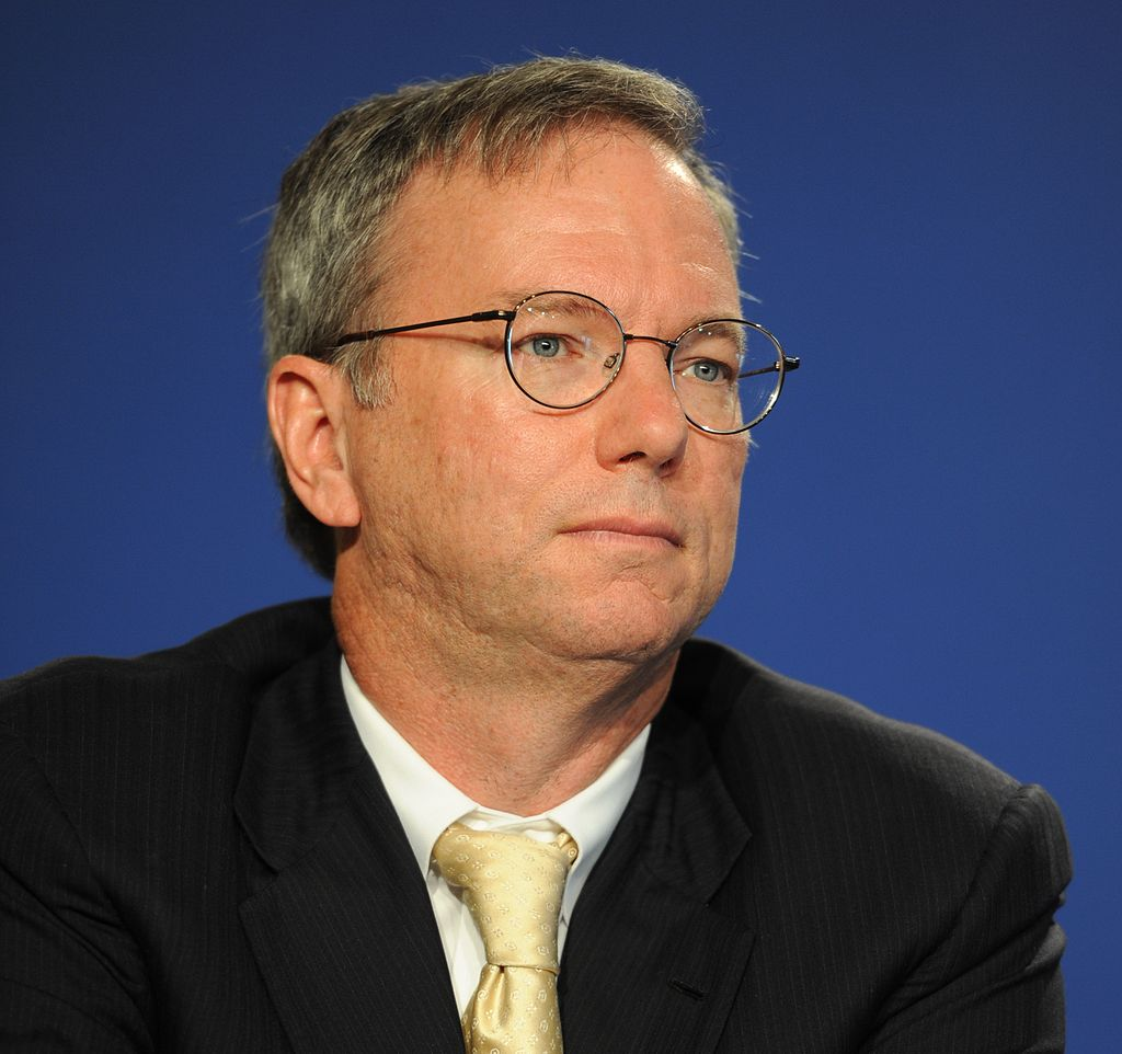 by Eric_Schmidt_at_the_37th_G8_Summit_in_Deauville_037.jpg: Guillaume Paumierderivative work: Sven Manguard [ CC BY 3.0 ],  via Wikimedia Commons