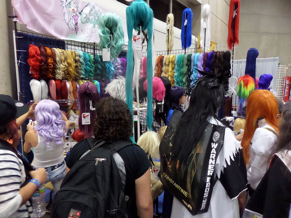 by Joe Crawford from San Diego, California, USA (Epic Cosplay Wigs) [ CC BY 2.0 ],  via Wikimedia Commons