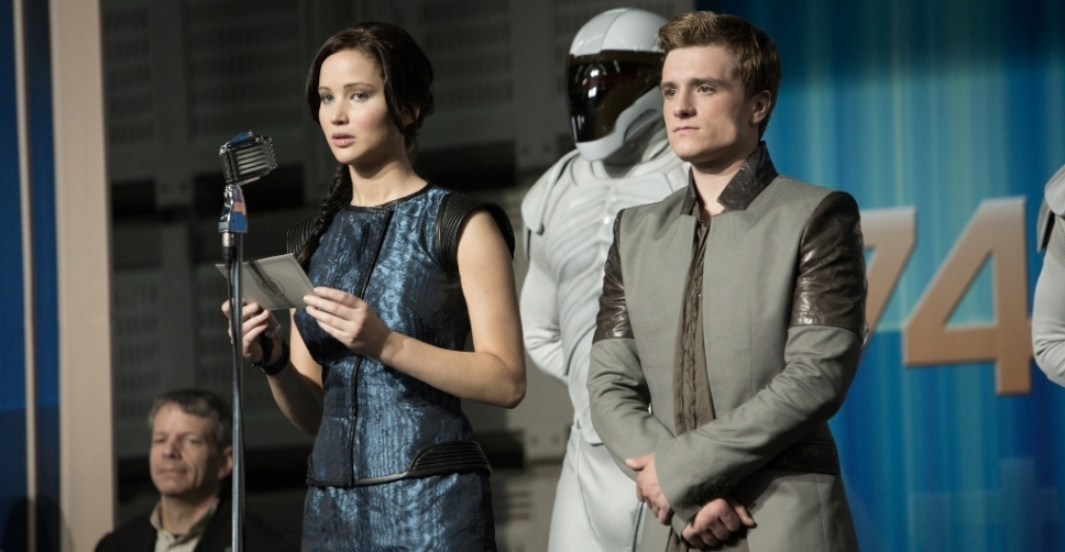 screenshot from Hunger Games