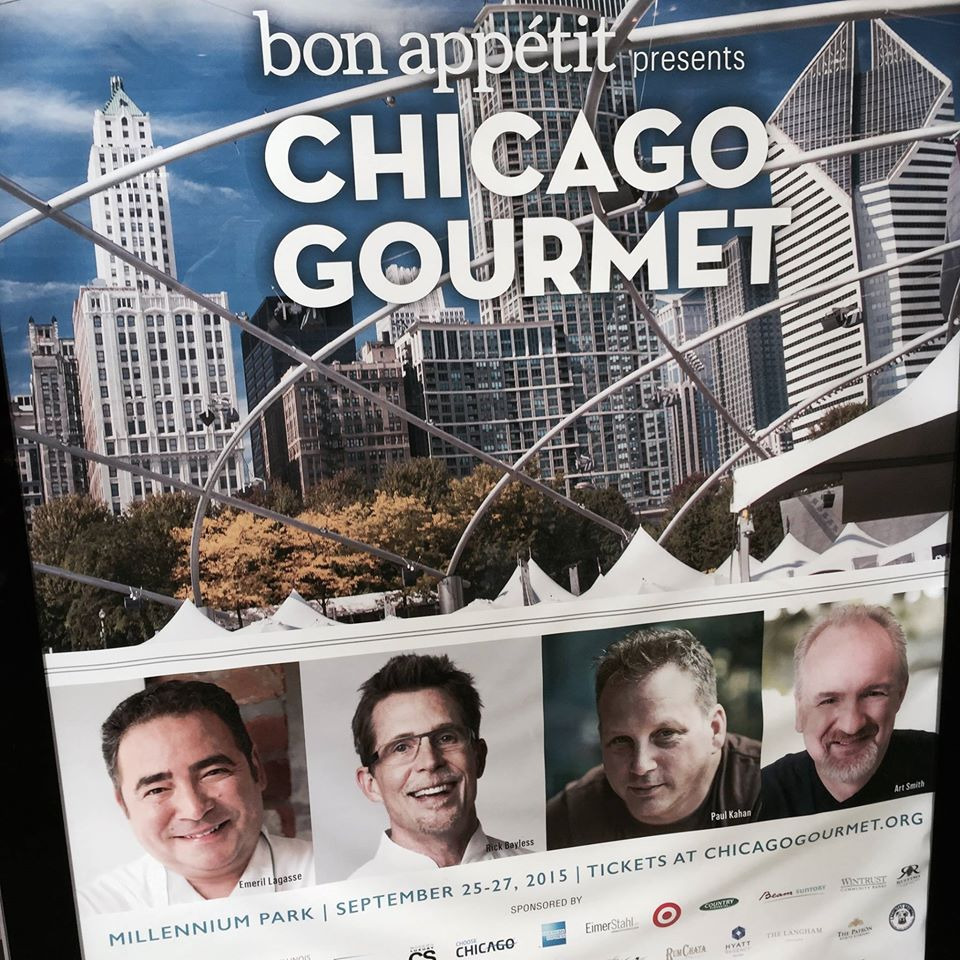 Bon Appetit at Chicago Gourmet