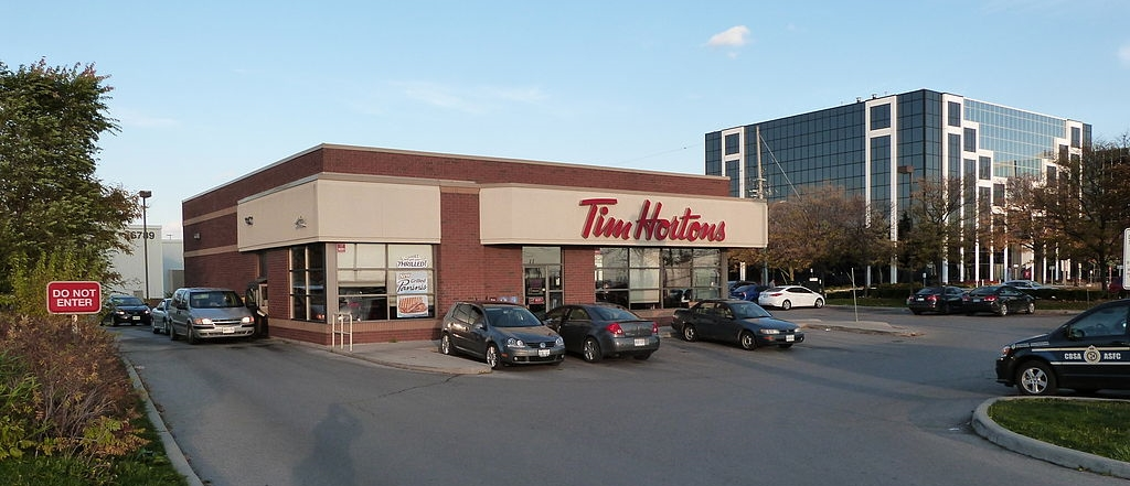 by Peter Broster (Tim Hortons) [ CC BY 2.0 ],  via Wikimedia Commons