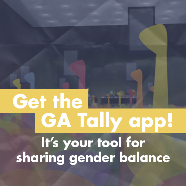 Get the GA Tally app!