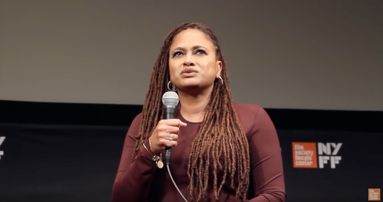 Ava DuVernay:  Film Society of Lincoln Center/ YouTube